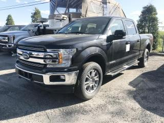 Used 2019 Ford F-150 LARIAT cabine SuperCrew 500A Diesel for sale in St-Eustache, QC
