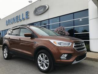 Used 2017 Ford Escape SE AWD 2,0L GPS for sale in St-Eustache, QC