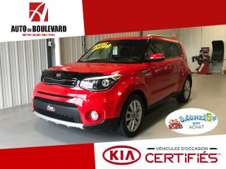 Used 2018 Kia Soul EX+ BA for sale in Notre-Dame-des-Pins, QC