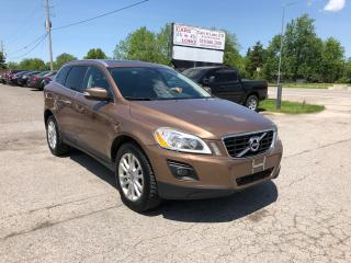 Used 2010 Volvo XC60 T6 for sale in Komoka, ON