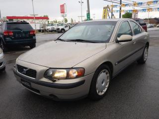 Used 2002 Volvo S60 for sale in Laval, QC