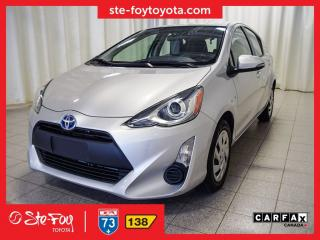 Used 2015 Toyota Prius C for sale in Québec, QC