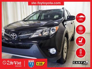 Used 2015 Toyota RAV4 Xle T.ouvrant, Roue for sale in Québec, QC