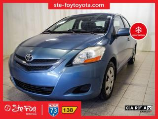 Used 2007 Toyota Yaris A/C for sale in Québec, QC