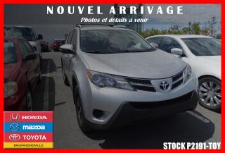Used 2015 Toyota RAV4 Le Sièges Chauff for sale in Drummondville, QC