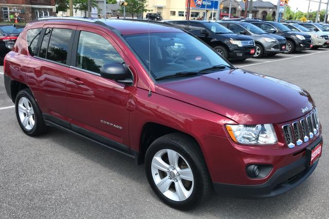 2011 Jeep Compass NORTH EDITION ** CRUISE, AUX. IN **