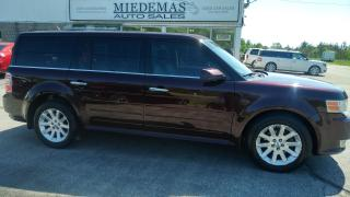 Used 2011 Ford Flex SEL for sale in Mono, ON
