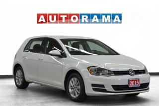 Used 2015 Volkswagen Golf Trendline Bluetooth for sale in Toronto, ON