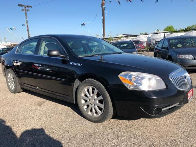 2011 Buick Lucerne CXL, Bluetooth, Leather, 3 YR Warranty, Certified