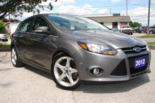 Used 2012 Ford Focus Titanium for sale in Mississauga, ON