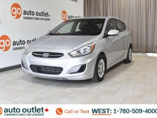 Used 2015 Hyundai Accent GS, FWD, Hatchback, Heated front seats for sale in Edmonton, AB