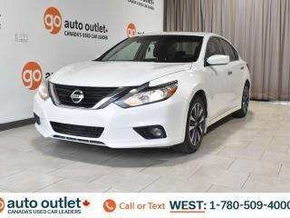 Used 2017 Nissan Altima SV, Heated front cloth seats, Heated steering wheel, Satellite radio, Backup camera for sale in Edmonton, AB