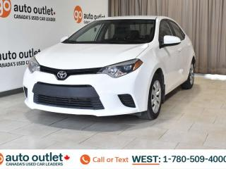 Used 2014 Toyota Corolla CE, FWD, Heated front seats, Backup camera for sale in Edmonton, AB
