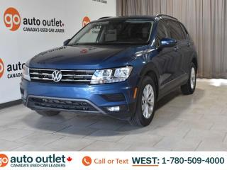 Used 2018 Volkswagen Tiguan Trendline, AWD, Heated front seats, Backup camera, for sale in Edmonton, AB