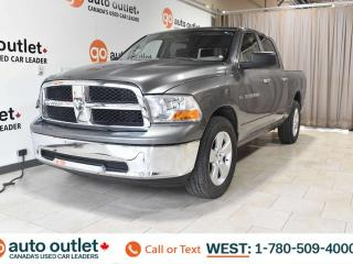 Used 2012 RAM 1500 SLT, Crew Cab, 4X4, Tow package, Satellite radio for sale in Edmonton, AB