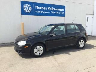 Used 2008 Volkswagen City Golf for sale in Edmonton, AB