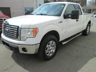 Used 2011 Ford F-150 XLT Supercab 3.5L 4WD NO Accident; Backup cam. for sale in Toronto, ON