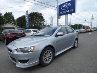 Used 2011 Mitsubishi Lancer Berline 4 portes, boîte manuelle SE for sale in Victoriaville, QC