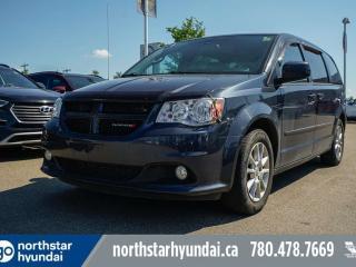 Used 2013 Dodge Grand Caravan RT NAV/LEATHER/BACKUPCAM/POWERDOORSTAILGATE for sale in Edmonton, AB