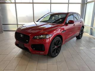 Used 2019 Jaguar F-PACE S S/C V6 - Qualifies for Rates as low as 0.9% for sale in Edmonton, AB