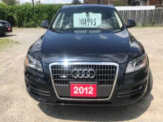 Used 2012 Audi Q5 2.0L Premium for sale in Hamilton, ON