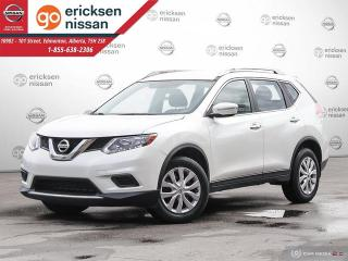 Used 2015 Nissan Rogue AWD NO ACCIDENTS 1 OWNER LEASE RETURN for sale in Edmonton, AB