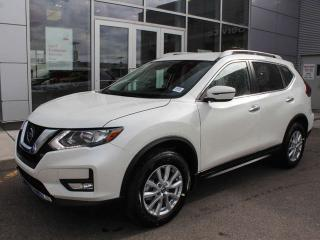 New 2019 Nissan Rogue Demo SV 4dr AWD Sport Utility for sale in Edmonton, AB
