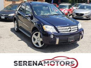 Used 2008 Mercedes-Benz M-Class ML550 | AMG PKG | 4 MATIC | FULLY LOADED for sale in Mississauga, ON