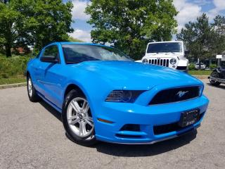 Used 2014 Ford Mustang V6 / Manual for sale in Woodbridge, ON