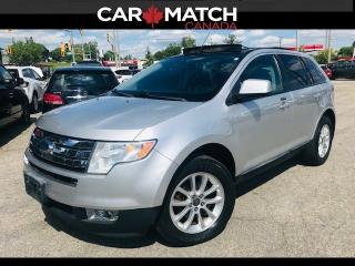 Used 2010 Ford Edge SEL / LEATHER / ROOF / NO ACCIDENTS for sale in Cambridge, ON