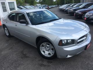 Used 2007 Dodge Charger AUTO/ PWR GROUP/ BLUETOOTH/ CRUISE/ LOADED! for sale in Scarborough, ON