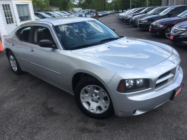 2007 Dodge Charger AUTO/ PWR GROUP/ BLUETOOTH/ CRUISE/ LOADED!