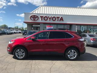 Used 2016 Ford Edge SEL for sale in Cambridge, ON