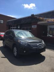 Used 2014 Honda CR-V EX for sale in Toronto, ON