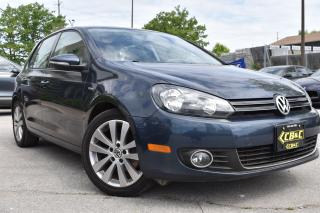 Used 2013 Volkswagen Golf TDI - WOLFSBURG - GAS SAVER for sale in Oakville, ON