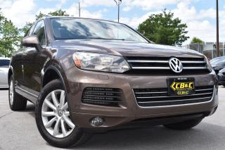 Used 2011 Volkswagen Touareg TDI - NAVI - ONTARIO CAR - NO ACCIDENTS for sale in Oakville, ON