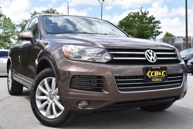 2011 Volkswagen Touareg TDI - NAVI - ONTARIO CAR - NO ACCIDENTS