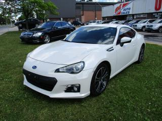 Used 2015 Subaru BRZ 6 SPEED~SPORT-TECH~NAV.~NO ACCIDENTS for sale in Toronto, ON