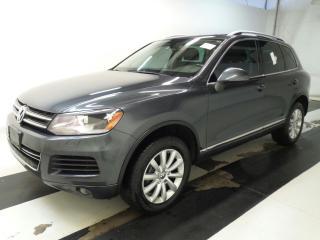 Used 2011 Volkswagen Touareg TDI - HIGHIGHLINE - NAVI - ONTARIO CAR for sale in Oakville, ON