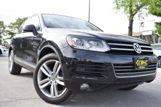 Used 2012 Volkswagen Touareg TDI - HIGHLINE - LOW KM-NO ACCIDENTS-ONTARIO CAR for sale in Oakville, ON