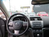 2009 Mazda MAZDA6 ALLOYS,SUNROOF,BLUETOOTH,FOG LIGHTS,SUPER CLEAN