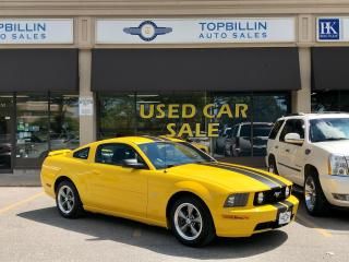 Used 2005 Ford Mustang GT Manual, 4 Brand New Tires for sale in Vaughan, ON