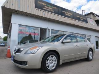 Used 2009 Nissan Altima SUPER LOW KM, ALL POWER, PUSH START for sale in Mississauga, ON