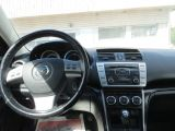 2009 Mazda MAZDA6 LEATHER,ALLOYS,SUNROOF,BLUETOOTH,FOG LIGHTS,