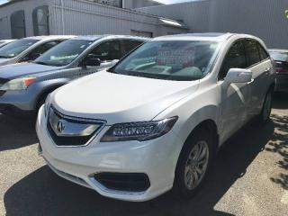 Used 2017 Acura RDX Tech Pkg for sale in Halifax, NS