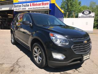 Used 2016 Chevrolet Equinox LT for sale in Beeton, ON