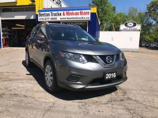 Used 2016 Nissan Rogue S for sale in Beeton, ON