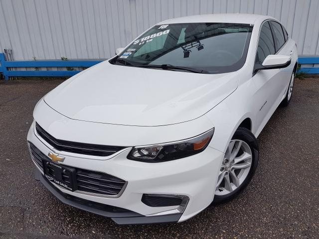 2018 Chevrolet Malibu LT *BLUETOOTH*