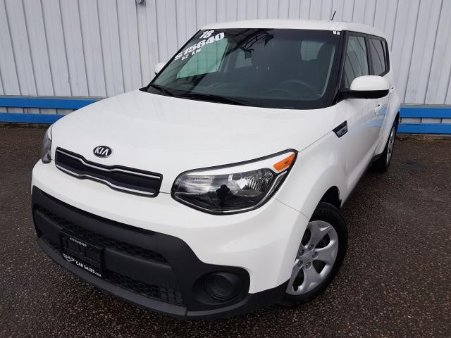 2018 Kia Soul LX *BLUETOOTH*