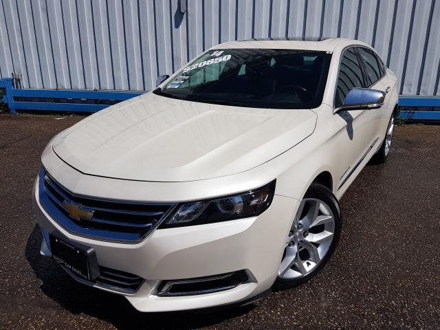 2014 Chevrolet Impala LTZ *LEATHER-SUNROOF*